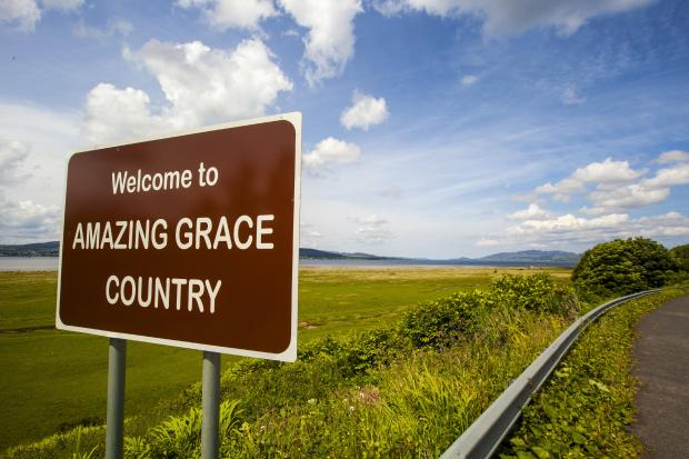 Amazin Grace-Adam Porter
