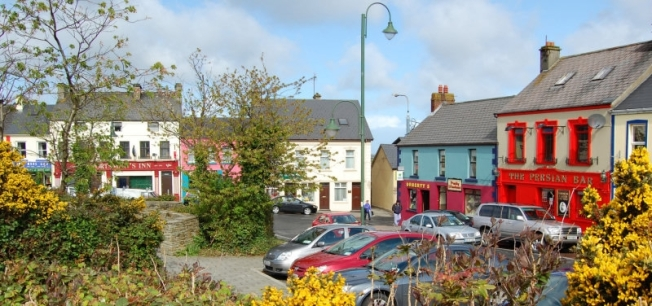 The Diamond Carndonagh