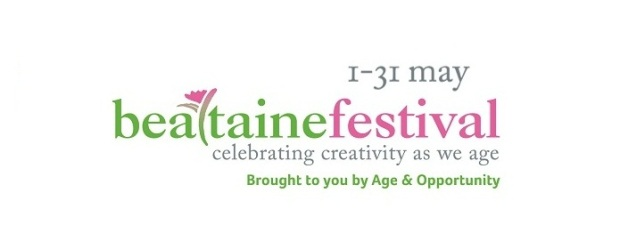 Full Bealtaine logo with tagline
