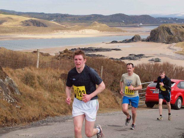 Ballyliffin Coastal Challenge2014
