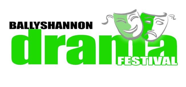Ballyshannon Drama Festival logo