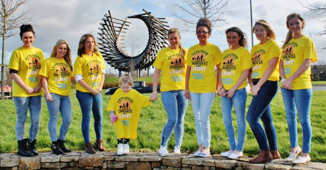 Darkness Into Light Donegal launch