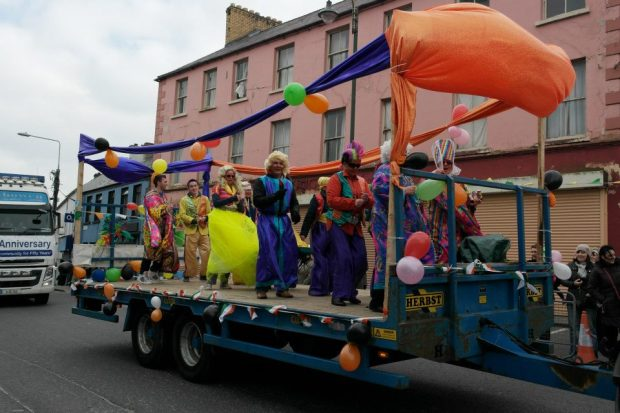 Easter Parade Carndonagh