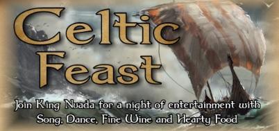 Celtic Feast night