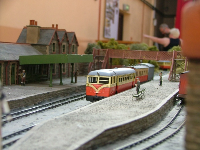 Model Railway Exhibition-Donegal Town (2)