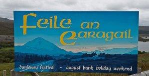 Feile an Earagail - festival banner
