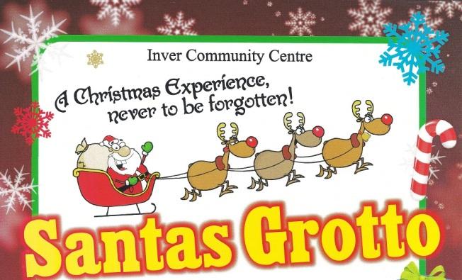 Santas Grotto Inver