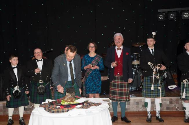 Burns Supper Weekend. Image copyrights: Harvey's Point Hotel