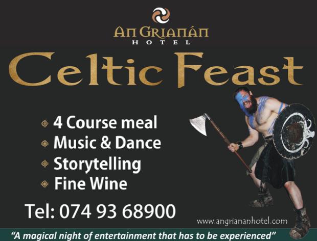Celtic Feast 2015