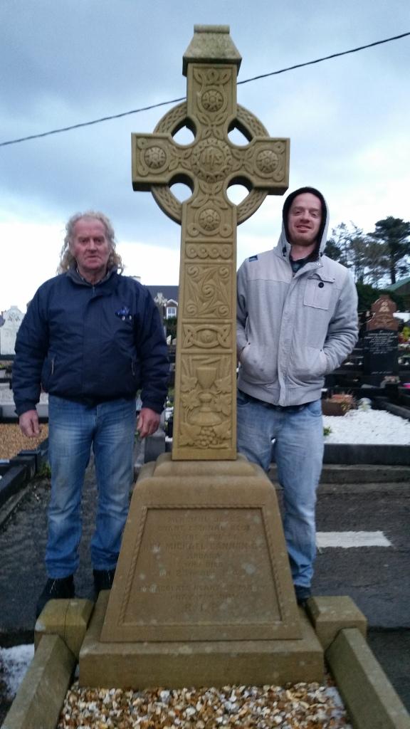 Tirconnell Stone Fest - Pauric, Cross