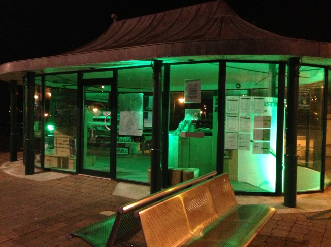 Bundoran Tourist Office goes green (2014)