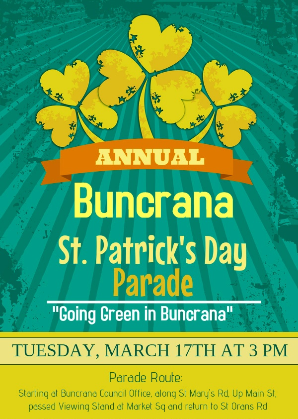 St-Patricks-Day-in-Buncrana 2015