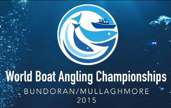 World Boat Angling 2015 banner