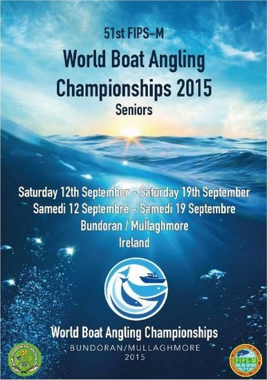World Boat Angling Championships 2015