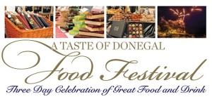 Taste of Donegal - banner