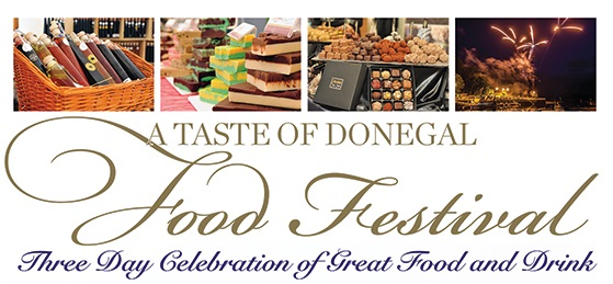 Taste of Donegal - banner