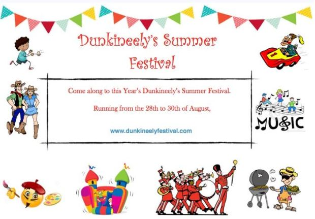 Dunkineely Festival 2015