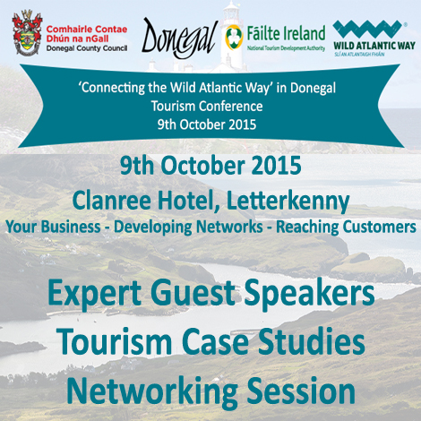 Connecting the Wild Atlantic Way in Donegal