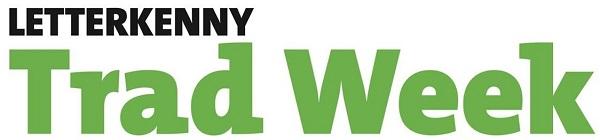 Letterkenny Trad Week - logo 600x140