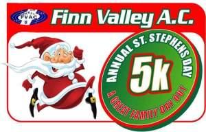 St. Stephen's Day 5K Run