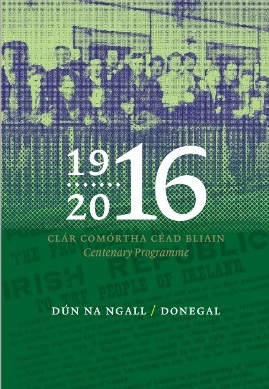 2016 Commemorations Programme Donegal