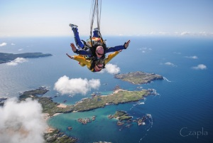 Parachute Jump,Donegal Airport,Czapla Photography