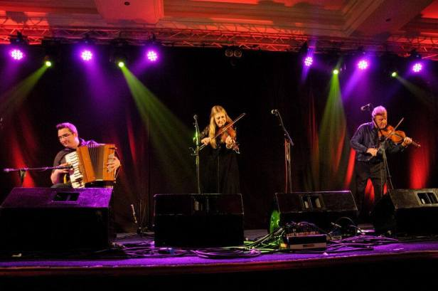 Altan in Clanree, Letterkenny. Image courtesy of Earagail Arts Festvial