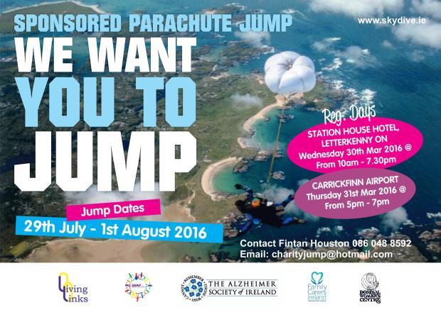 Charity Jump 2016