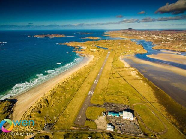 Donegal Airport, Owen Clarke Photography