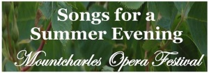 Songs for a Summer Evening 2016 banner