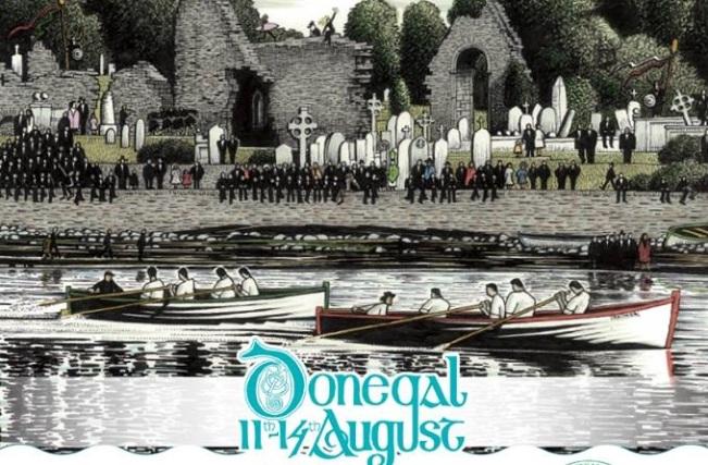 Donegal Bay Maritime Festival 2016 - banner