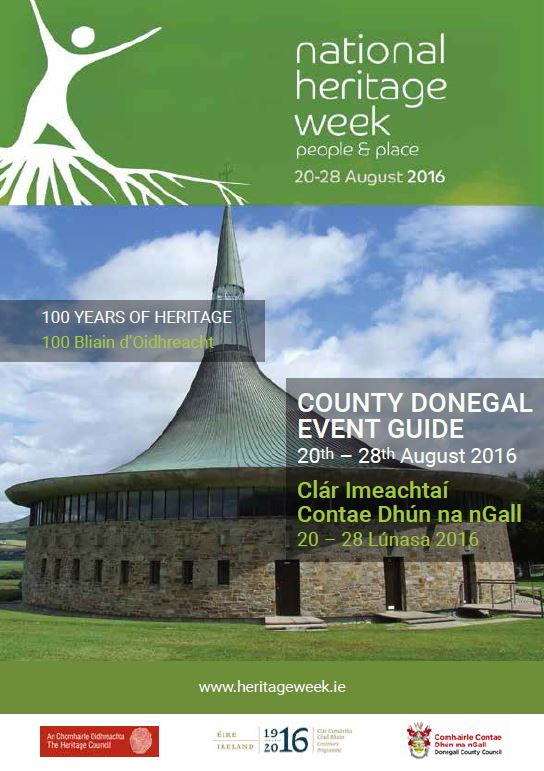 National Heritage Week 2016 - Donegal Guide
