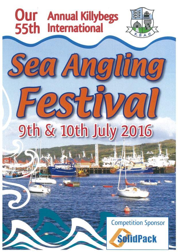 Sea Angling Festival, Killybegs