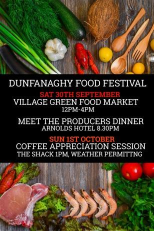 Dunfanaghy Food Festival 2017