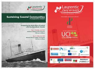 Laurentic Conference Timetable 1
