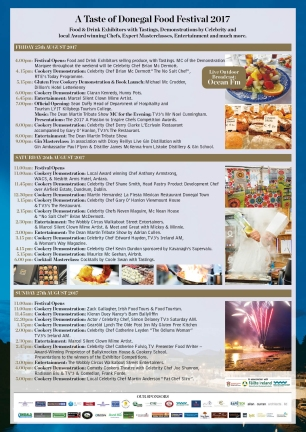Programme of Events 2 2017