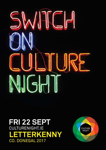 Culture Night 2017-1, Letterkenny