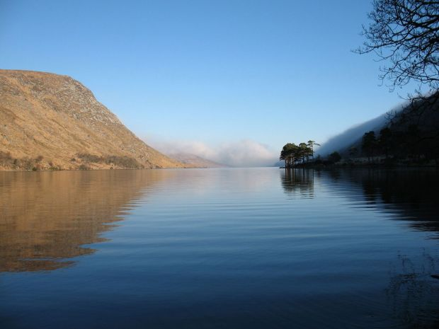 Glenveagh Reflections Pic © Conrad Gibbons