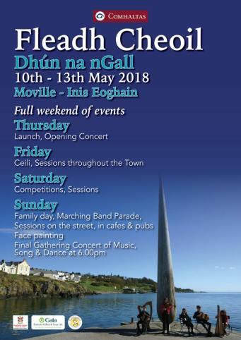 Fleadh-Cheoil_2018_programme_of_events